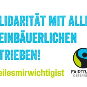 Fairtrade_Solidarität mit allen kleinbäuerlichen Betrieben