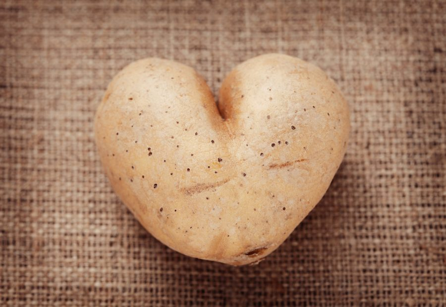 Ein Herz für Erdäpfel